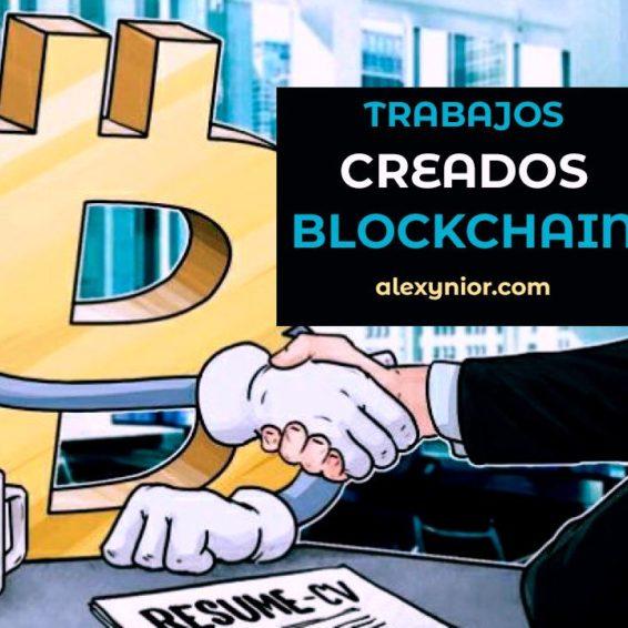Trabajos TI para Bitcoin Blockchain