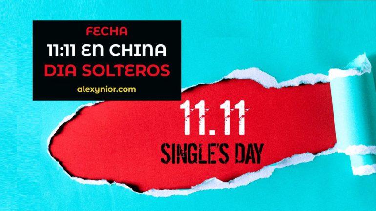 11-11 Día de los solteros en China y grandes promociones online