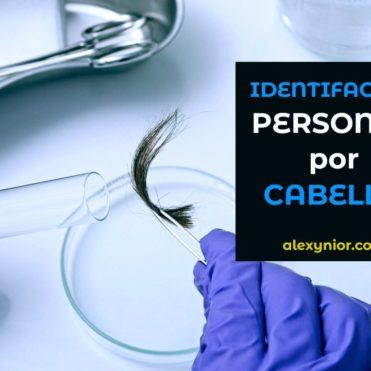 Identificar personas por fragmentos cabello forense