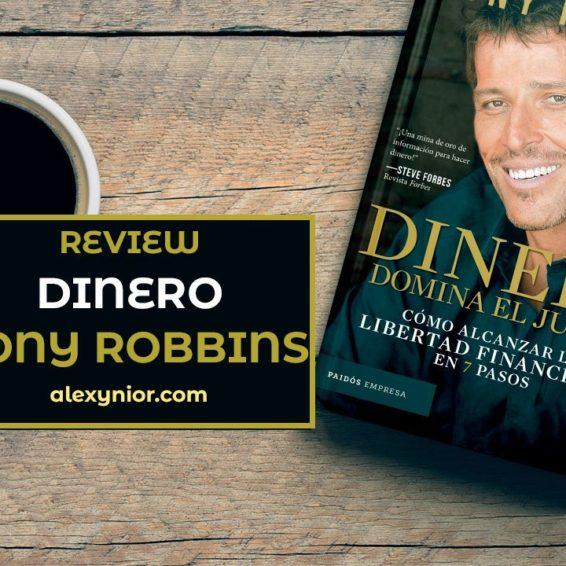 Review crítica libro Dinero Domina el juego Tony Robbins