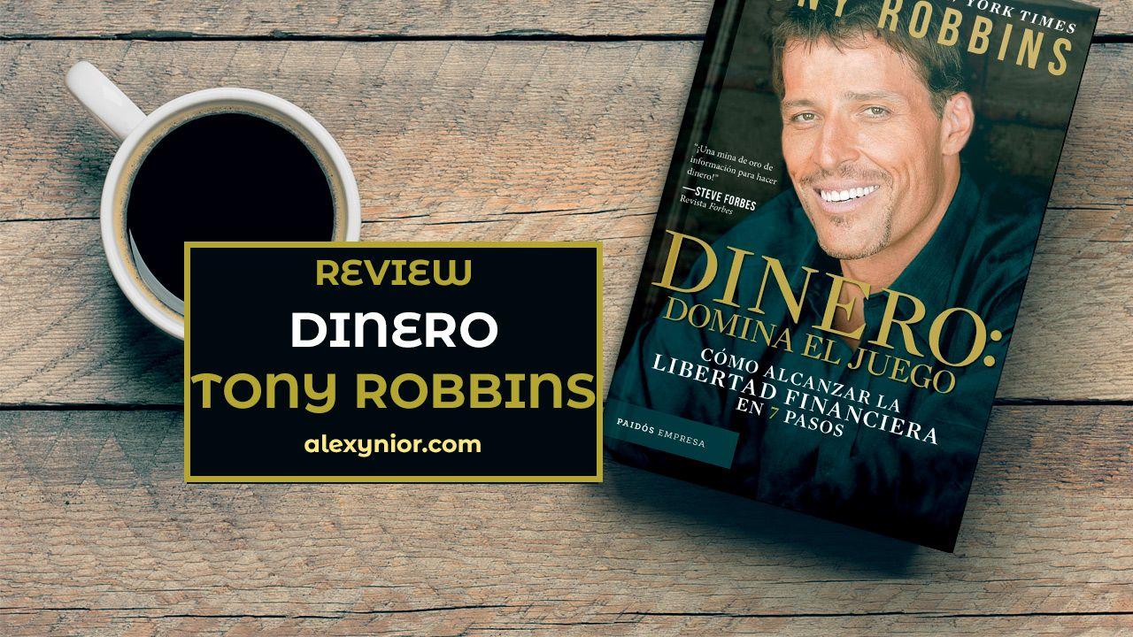 Review: Dinero domina el juego de Tony Robbins