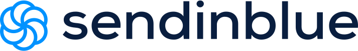Logo de Sendinblue